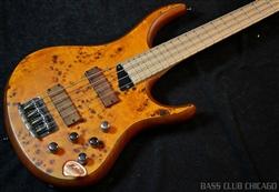mtd kingston kz4 active maple 4 string bass guitar. Black Bedroom Furniture Sets. Home Design Ideas